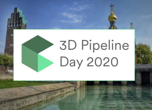 3D Pipeline Day Scalable Processes 2020
