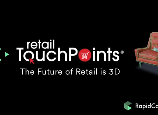Future of Retail is 3D article in Retail TouchPoints Magazine